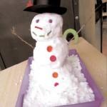 Let it snow! Cómo hacer muñecos de nieve