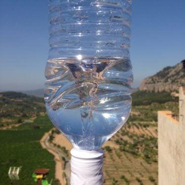 3 experimentos con agua