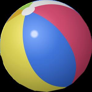 pelota playa