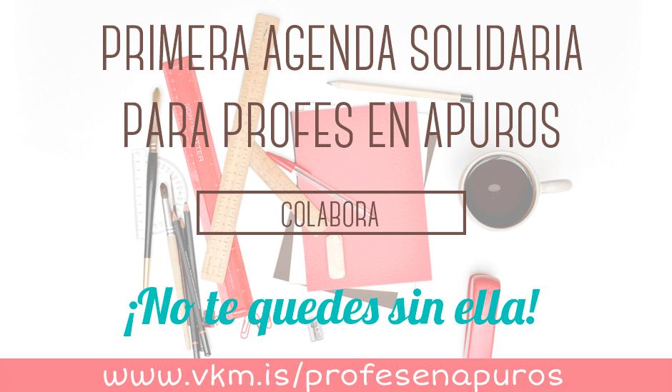 Agenda para profes en Apuros