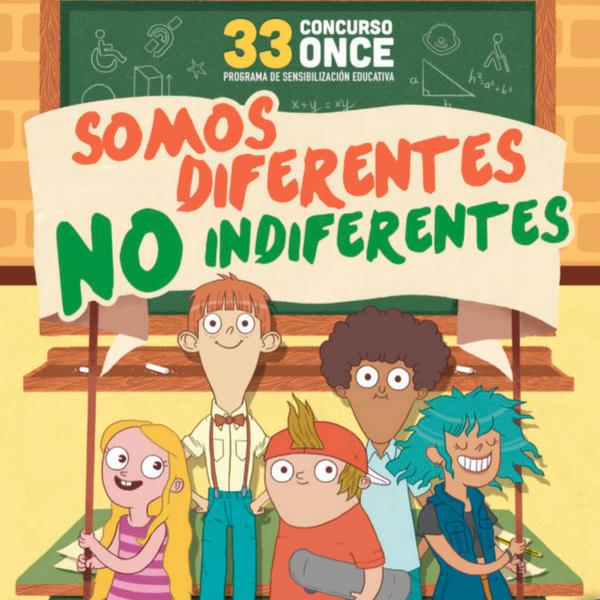 SOMOS DIFERENTES, NO INDIFERENTES