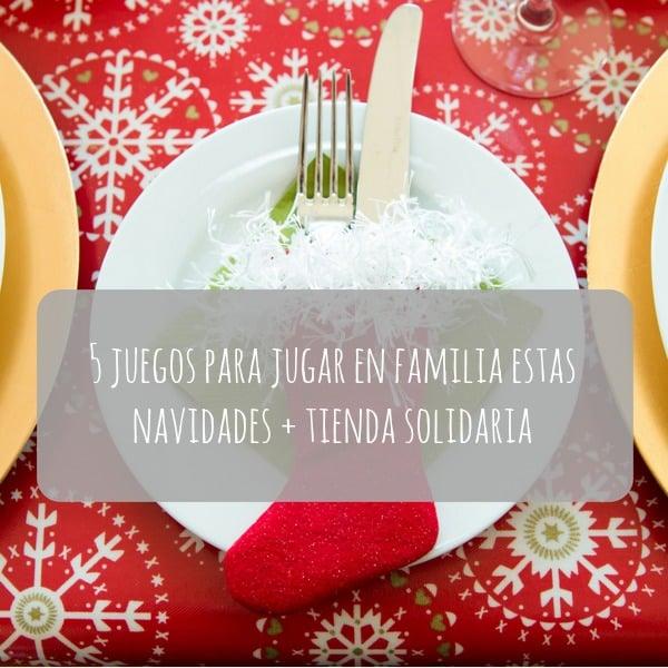 5 Juegos Para Cenas De Navidad En Familia