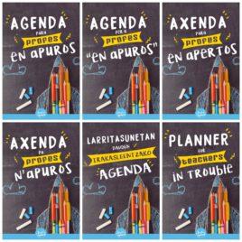 Agenda Solidaria PDF- Curso 2017/2018
