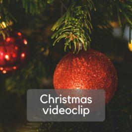 Christmas videoclip