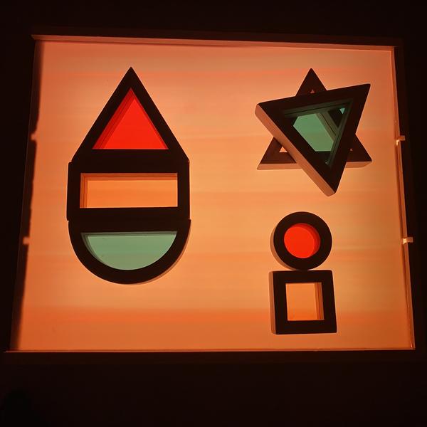 DIY Mesa de luz: fácil, económica y transportable