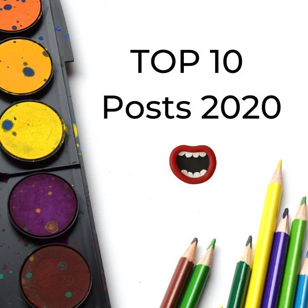 TOP 10 Posts Blog 2020