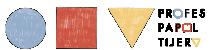 Profes papel tijera logo