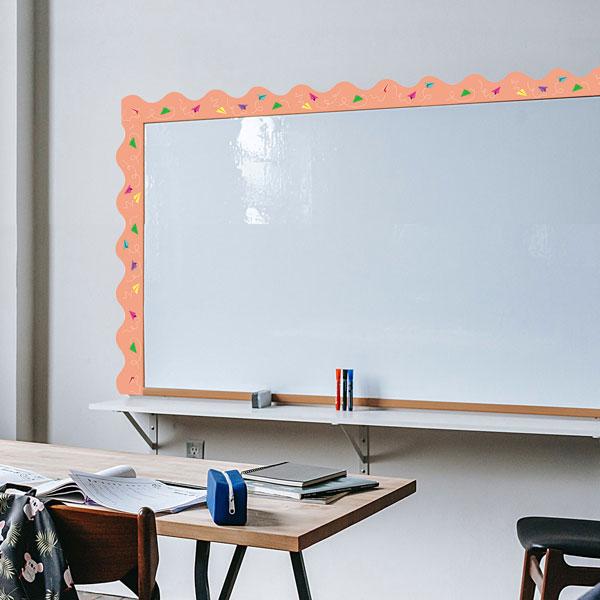 bordes decorativos para el aula